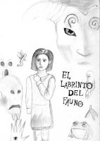 Pan's Labyrinth by Hatters-Workshop