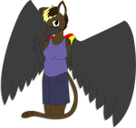 Cassigryph by CassidyPeterson
