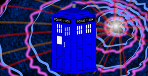 Just A Police Box by NezumiYuki