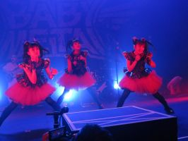 BABYMETAL 16 by iancinerate