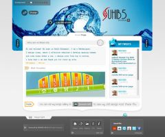 SUHIB5 WebSite by sm5