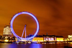 Merlin E's London Eye by FloWithTheMojo