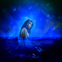 Water Nymph by HayleyGuinevere