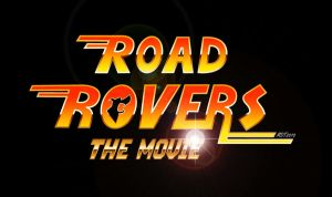 Road Rovers The Movie Logo by MDTartist83