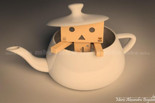 Danbo 2 by the-mba