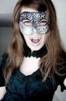 Vamp Masquerade I by LadyduLac