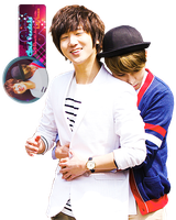 Yewook render by Unii-Hime182
