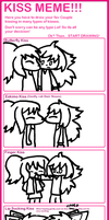 Kissing Meme Entry by DalmationCat