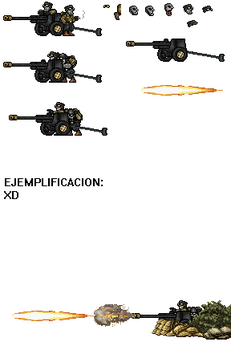 LONEFRARE: Artilleria anti tanques by soldier66666