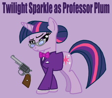 My Little Clue 1 - Twilight Sparkle by Death-Driver-5000