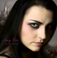Amy Lee by Kot1ka