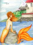The Little Mermaid by mrinx