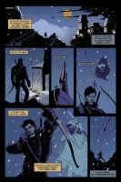 Five Ghosts Page 1 by letterbox2k1