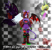 Martyna - Appareance means nothing by Martyna-Chan
