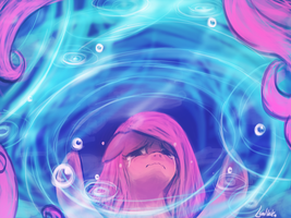((The Pool of Reflection)) by luminaura