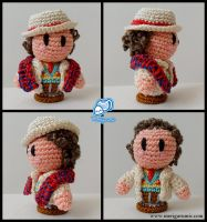7th Doctor by Randalassa