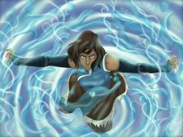 Korra by doll-fin-chick
