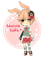 Adoptable Raffle [ CLOSED ] by ossanslegs