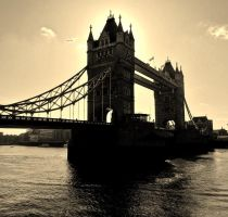 Tower Bridge. by amarie28