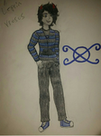 Leprim Vrosus - Homestuck OC by Dolly-Darby