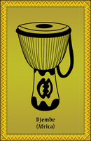 African djembe by Squid-pro-Quo