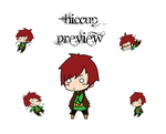 Hiccup Shimeji Preview by NorthernLightsFox