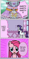 A pinkie Problem by schnuffitrunks