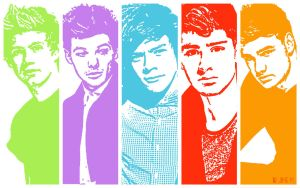 One Direction by Jii91