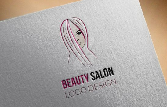 Beauty-Salon-Logo by Grafix-Drive