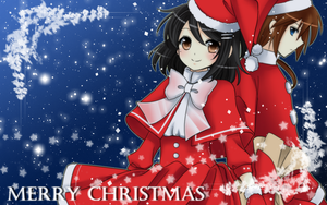 -Merry Christmas- by Na-Nami
