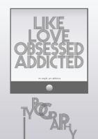Like Love Obsessed Addicted by ongzx
