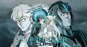 Starfighter Eclipse - Forge and Crucible by Meibatsu