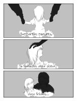 Black and White-Page 3 by Espherio