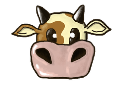 It's A Cow by Alpha-wolf25