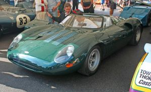 Jaguar XJ13 2 by smevcars