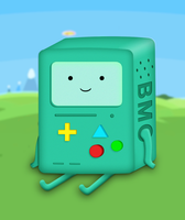 BMO Dock Icon by bdorn