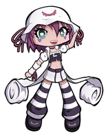 Chibi Merry by Jakly