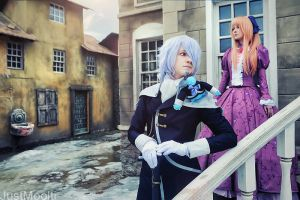 Pandora Hearts by adelhaid