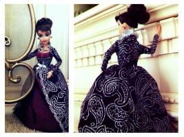 Queen Regina Doll by DreaminDii13