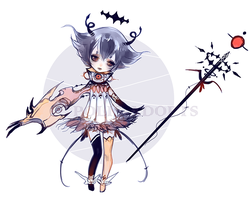 [CLOSED] adopts auction - Demonian weaponry by Polis-adopts