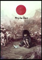 Pray for Japan by Pisces63
