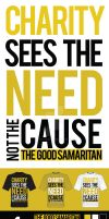 Charity sees the Need, not the Cause by aryan26