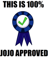 Jojo Approval by BandiTex