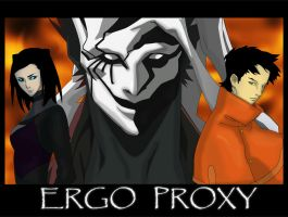 Ergo Proxy Wallpaper by Dee-Pathirana