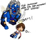 What Kimahri SHOULD have done by Snake-Eyes-