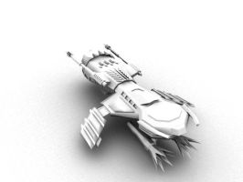 Update: Rophak Spaceship 2 by LolittaL33T