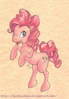 Pinky Pie by Ely18Hoshino