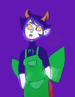 Kanaya by mewsingmage