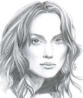 Keira Knightley by Kiichigo89