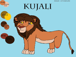 Kujali - Raven Contest entry by LittleRolox3